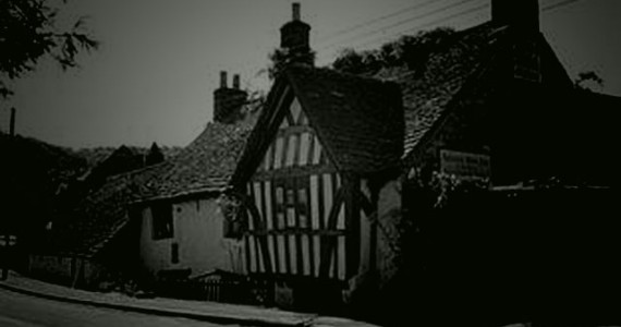 Built in 1145, in Wotton-under-Edge, the old inn is reputedly the most haunted in Britain.