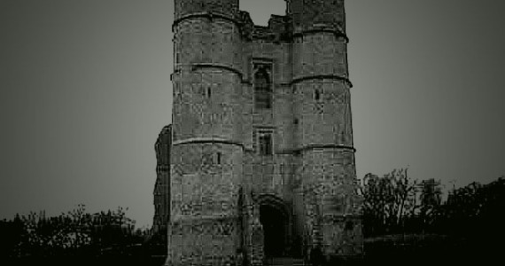 Built in 1386, Donnington has several ghosts.