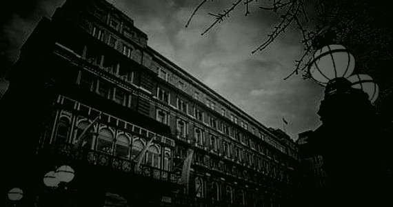 London's Adelphi hosts numerous ghosts, including the ghost of William Terriss.
