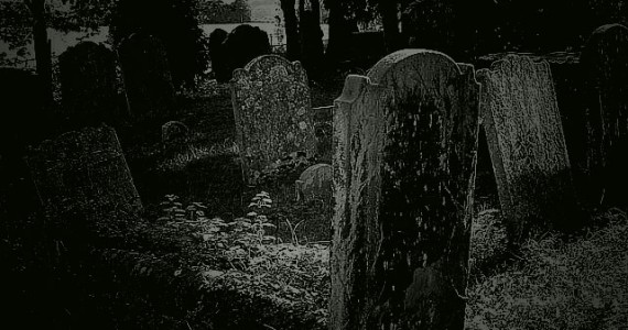 Haunted by the headless ghost of Sir Robert's son Officer Hampden Pye of the Royal Navy.