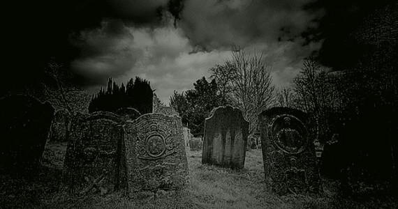 At the Stroke of Midnight…Heworth Graveyard