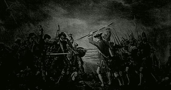 The battle between one 'rebel army' led by James, Duke of Monmouth and the other 'royal army' led by Lord Faversham