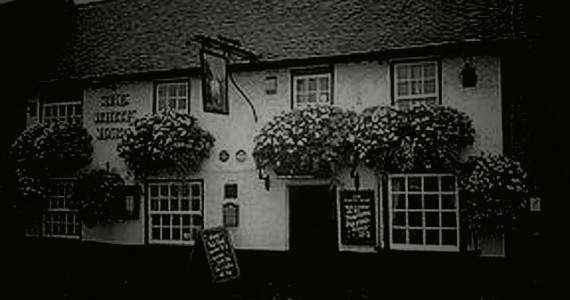 In the high street of Chalfont St Peter, stands the White Heart pub. It is haunted by a phantom fiddler.