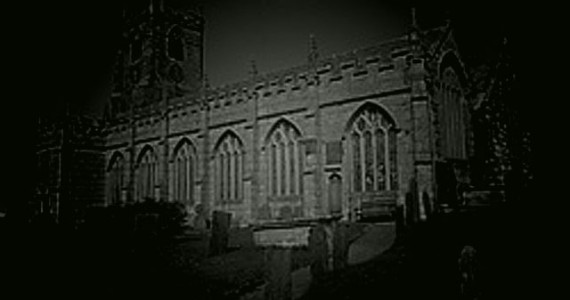 Haunted by the ghost of William Penfound, who was murdered in December 1356.