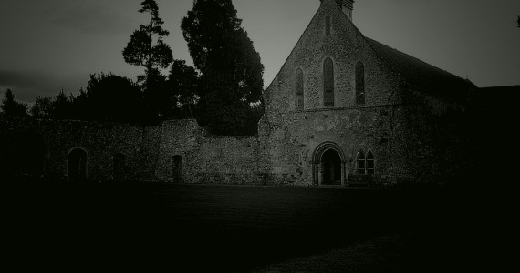 Cistercian Monks arrived at Beaulieu Abbey from France in 1204.