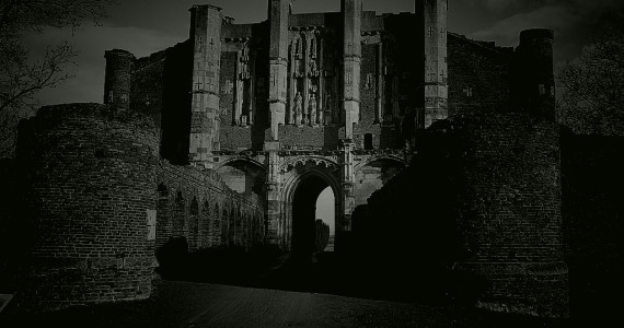 The gatehouse is reputed to be haunted by the spirit of the 14th Abbot of Thornton, Thomas de Gretham.
