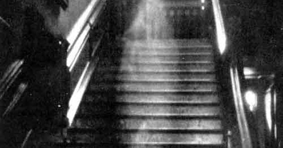 Ghostly Figure of the Raynham Hall Brown Lady