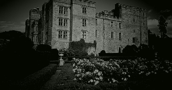 The castle was built in the 12th century and several spirits wander the castles corridors, staircases and walls.