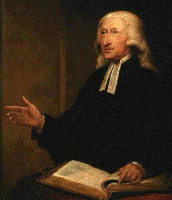 John Wesley, who himself was no stranger to the paranormal.