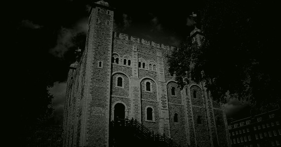 Tower Of London - Haunted