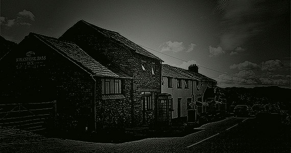 At 1500ft The Inn is one of the highest Haunted Inns in England