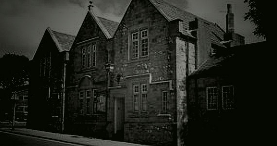 The former Hindley police station