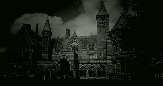 Ettington Park Hotal - UK's Most Haunted Hotel